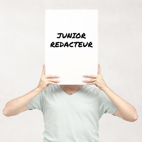 junior redacteur
